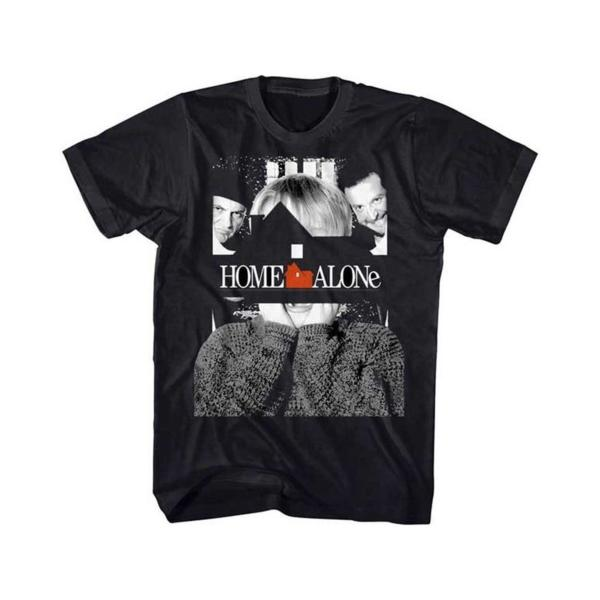 Home Alone ムービーTシャツ ホーム・アローン Poster M