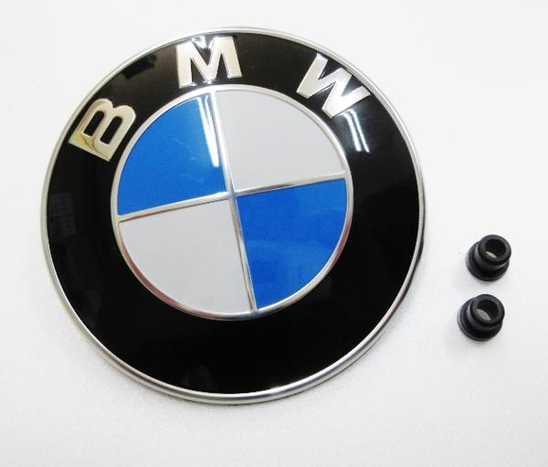 BMW ボンネットバッチ E63 E64 F06 F12 F13 E38 E65 E66 F01 F02_画像1