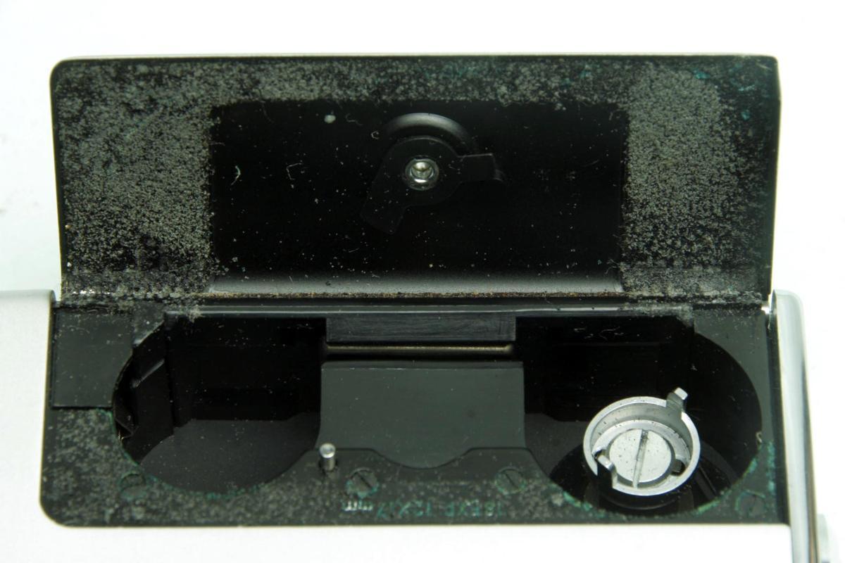 ※ ショーケース内展示品 レア コンパクトカメラ ミノルタ 16 MG-S 16MG S 23mm ロッコール ケース付 sa6322_画像8