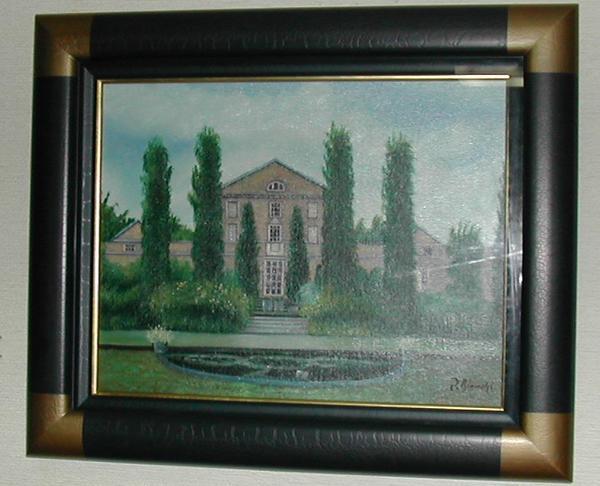 ディートリッヒの家?:蓄音機の上などに飾って下さい。_画像1