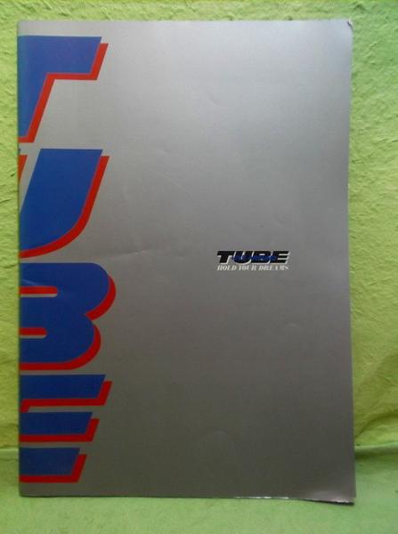 I-パンフ チューブ TUBE