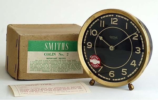 】E【<】SMITHS 50'S CLOCK コーリン:デッドストック新品_1950s-colin-a-x600