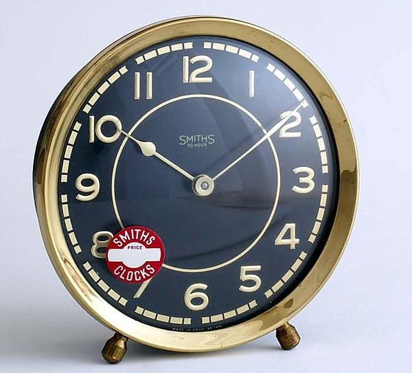 】E【<】SMITHS 50'S CLOCK コーリン:デッドストック新品_1950s-colin-1-600x