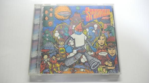 a4【CD】UNICORN ユニコーン SPRINGMAN スプリングマン 即決
