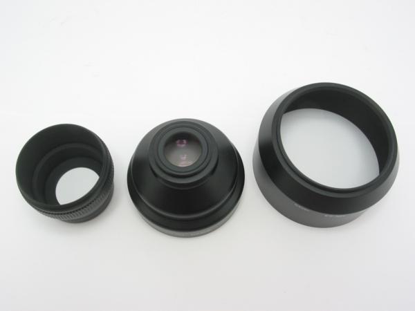 ★ハロ-カメラ★5725 ニコン Nikon テレコンバーター TC-E2 2× + レンズフード HN-23 + UR-E6 付き_画像7
