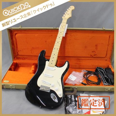 1円 Fender USA フェンダー エリッククラプトン ストラトキャスター UD BLACKIE エレキギター ハードケース付