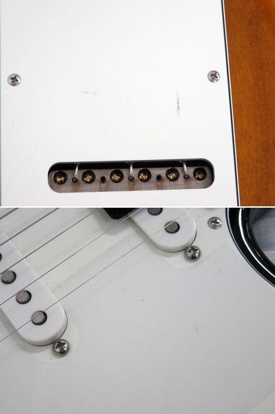 58030★1円 美品 Suhr Guitars/サー エレキギター Standard Pro S1 3Tone Burst/USA製/純正ギグケース付_画像8