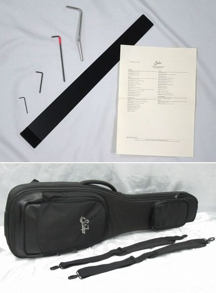 58030★1円 美品 Suhr Guitars/サー エレキギター Standard Pro S1 3Tone Burst/USA製/純正ギグケース付_画像7