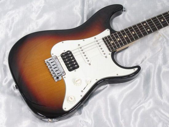 58030★1円 美品 Suhr Guitars/サー エレキギター Standard Pro S1 3Tone Burst/USA製/純正ギグケース付_画像2