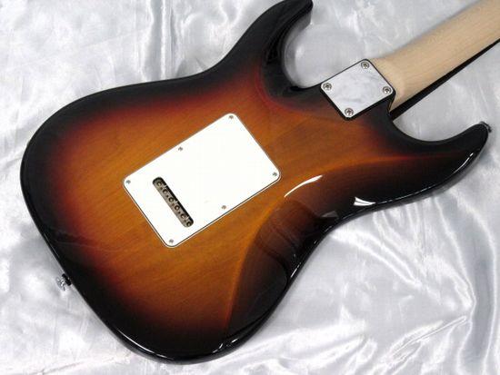 58030★1円 美品 Suhr Guitars/サー エレキギター Standard Pro S1 3Tone Burst/USA製/純正ギグケース付_画像6