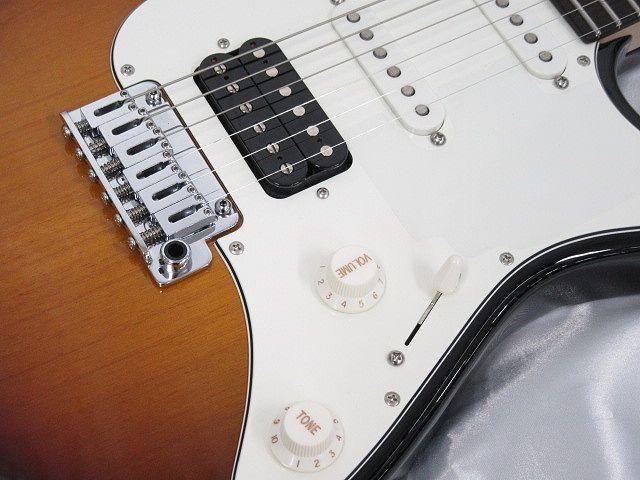 58030★1円 美品 Suhr Guitars/サー エレキギター Standard Pro S1 3Tone Burst/USA製/純正ギグケース付_画像3