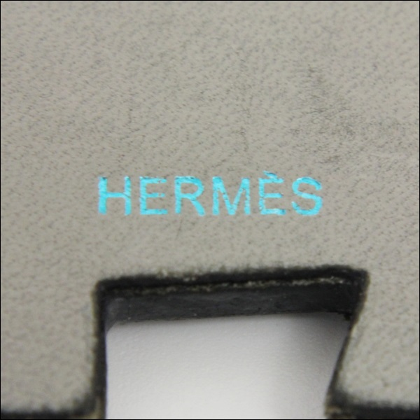 【エルメス】アニマルチャーム/エレファント/キーホルダー/チャーム/ぞう/レザー/小物/シルバー/アクセサリー/HERMES_画像5