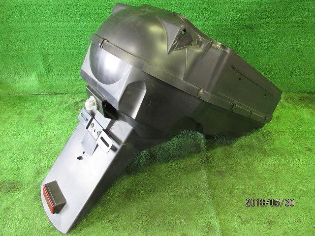 エプシロン(CJ43B)純正シートBOX、フェンダー☆割れ変形無し!スカイウェーブ250(CJ43A)_画像1