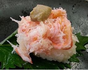 超旨!≪ズワイガニの棒肉/むき身≫たっぷりの400g入(税込)_身をほぐし、別売りのかにみそとお寿司もネ