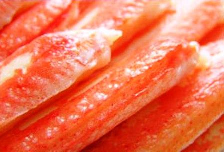 超旨!≪ズワイガニの棒肉/むき身≫たっぷりの400g入(税込)_厳選された、ズワイガニの第一関節のみ使用