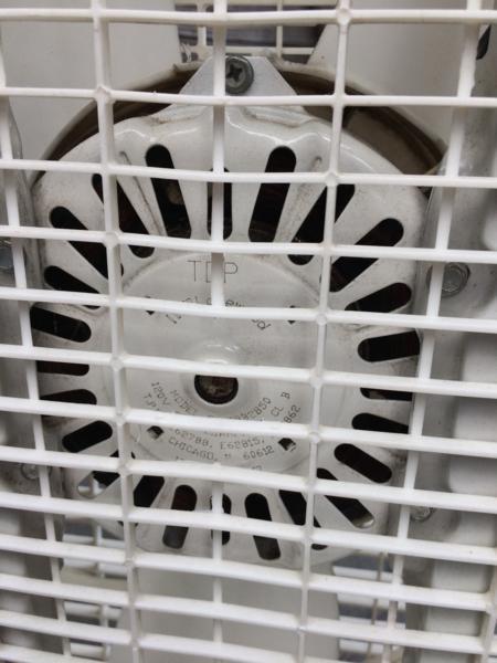 MADE IN USA★Lakewood社製大型扇風機★アメリカ製_画像7