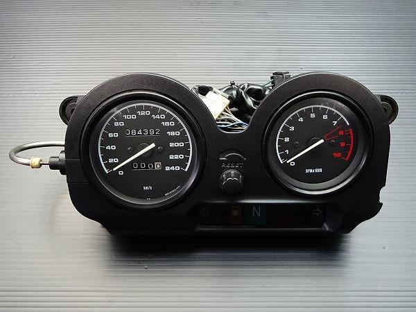BMW ☆ R1100RT ☆ 純正 スピードメーター ♪ C3534B_画像3