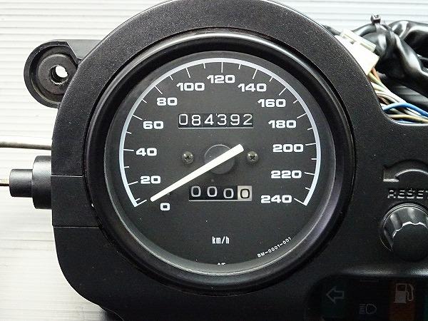 BMW ☆ R1100RT ☆ 純正 スピードメーター ♪ C3534B_画像4