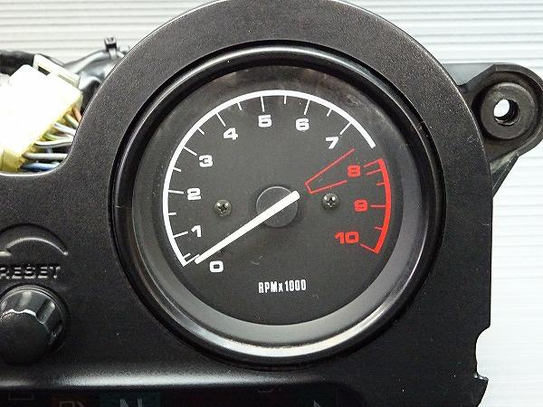 BMW ☆ R1100RT ☆ 純正 スピードメーター ♪ C3534B_画像5