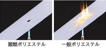A1577■訳あり ドレープカーテン 防炎 サテン生地 1級遮光 日本製 1枚 200x250cm ベージュ_画像5
