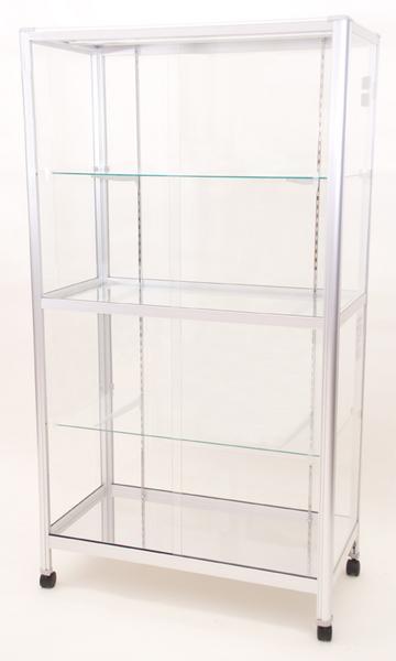 ウルトラマン 展示に TOP-1508SG ガラス棚板3枚付き グッズの画像