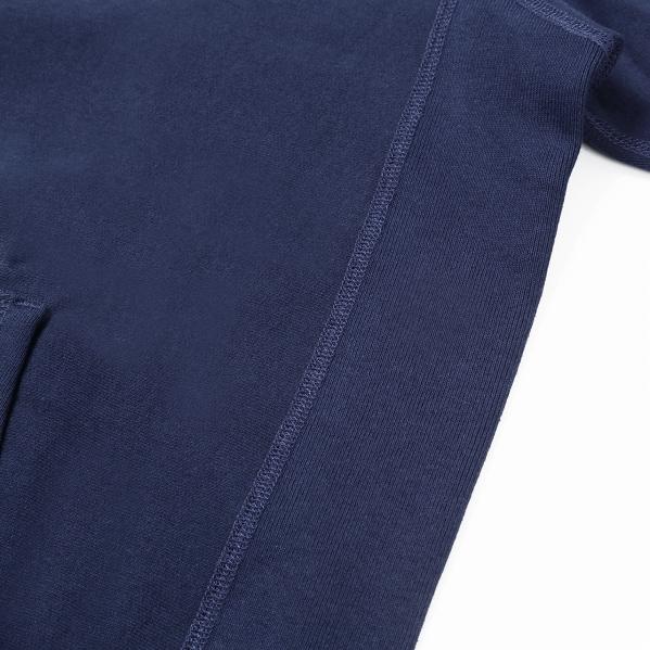 【サイズM】 カナダ製 無地 フルジップ スウェットパーカー ネイビー Classic Hooded Zip Up 紺 メンズ 男性 プレーン MADE IN CANADA_画像5