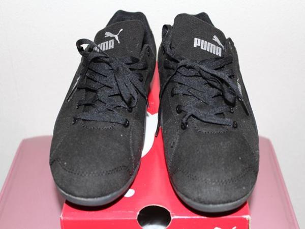 プーマ PUMA MYNDY CV ブラック 24.5cm ミンディー black_画像4