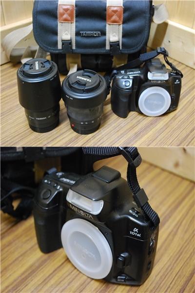 ■TAMRONタムロン レンズ 80-210mm 28-80mm 2本■