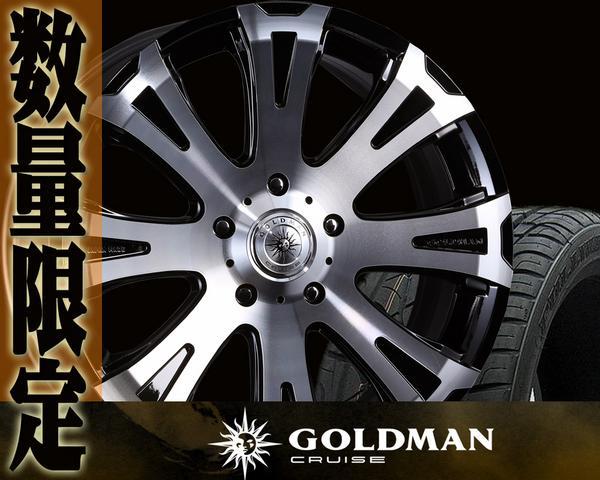 GOLDMAN CRUISE TITAN!!プラド(120系/150系)・サーフ!!22インチ_画像1