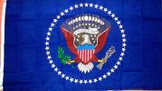 海外限定 貴重 アメリカ合衆国 大統領旗 特大フラッグ