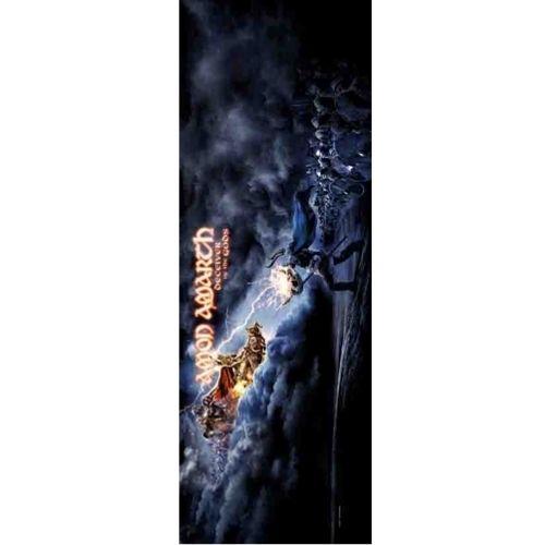 海外限定 公式 Amon Amarth アモン アマース 特大布ポスターG122