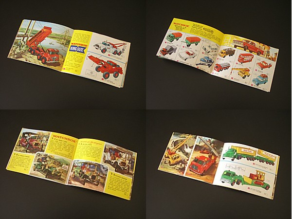 ◎〓◎MATCHBOX 1969年 U.S.A.版 カタログ (美品)_MATCHBOX-1969-USA-c