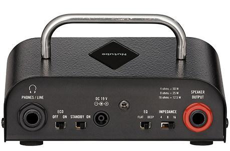 新品 ◆VOX MV50 AC ◆ 新真空管Nutube搭載ヘッドアンプ!! わずか540gで超コンパクトサイズ!!_画像2
