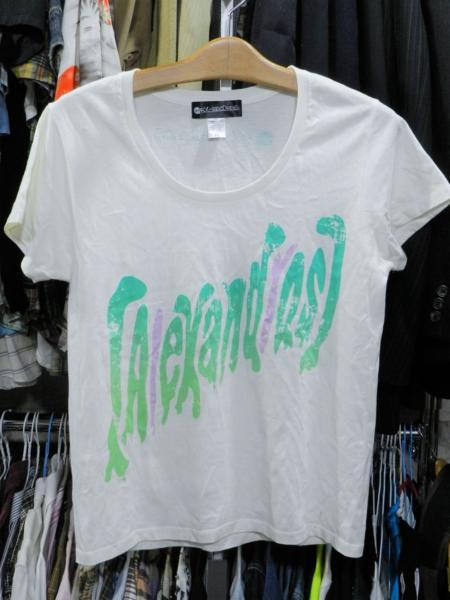 即決[Alexandros] アレキサンドロス Tシャツ XS