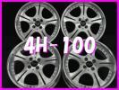 WORK EuroLine 17×7J+35 4H PCD100 4本 image