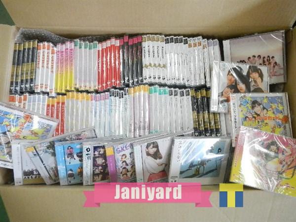 AKB48 NMB48 SKE48 CD 100点セット 未開封 1円