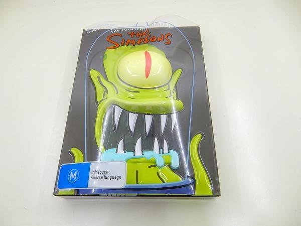 ザ・シンプソンズ シーズン14 DVDコレクターズBOX 英語版② グッズの画像