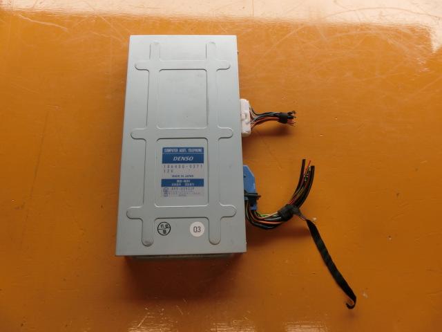 CLK200 平成13年 GF-208344 テレフォンコンピューター ベンツ W208 CLK240 CLK320 186400ー0371 k_画像1