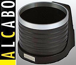 【M's】LEXUS IS/IS-F(運転席専用)ALCABO 高級 ドリンクホルダー(BK+リング)//レクサス インパネ対応 カップホルダー AL-T101BS ALT101BS_画像1
