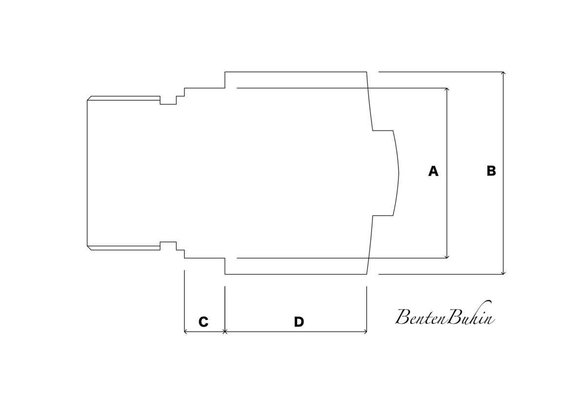 弁天部品 HONDA REBLE250 MC13 フロントフォーク 変換ジョイント 33パイから40パイ(長さ35ミリ)へ_画像2