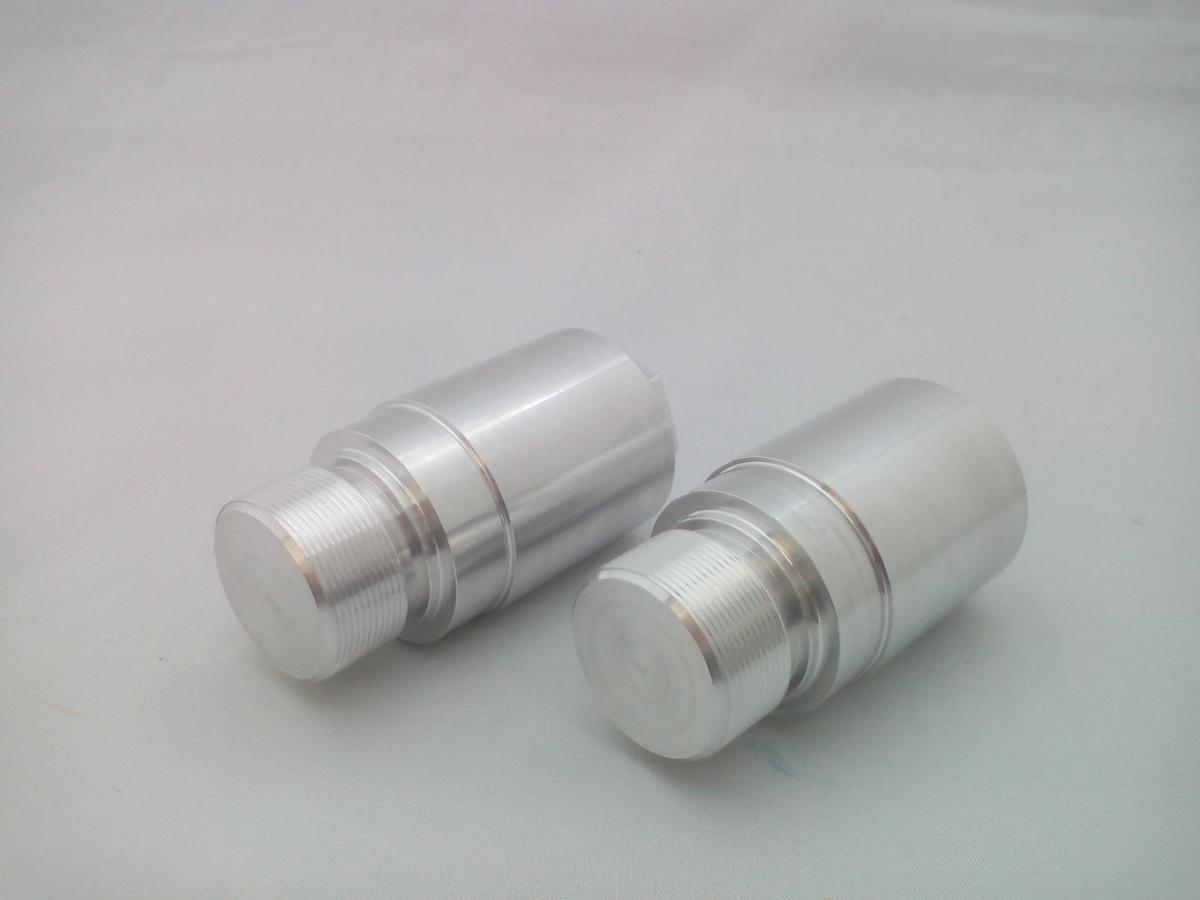 弁天部品 HONDA REBLE250 MC13 フロントフォーク 変換ジョイント 33パイから40パイ(長さ35ミリ)へ_画像4