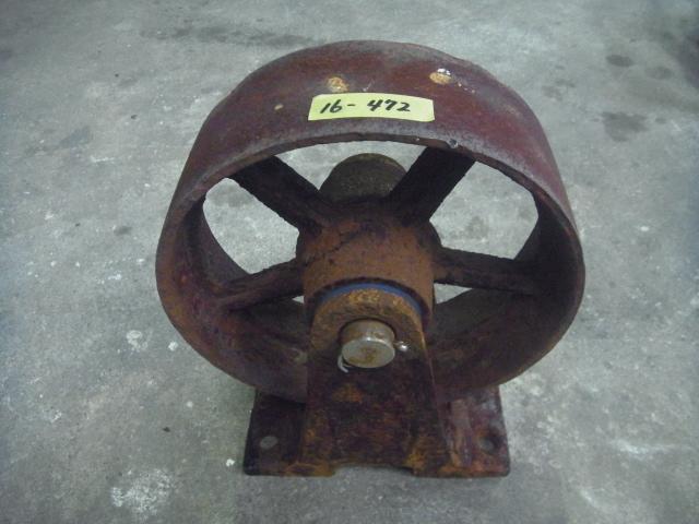「16-472 船台等 車輪 保管、マリーナさん、造船さん等 中古品」の画像1