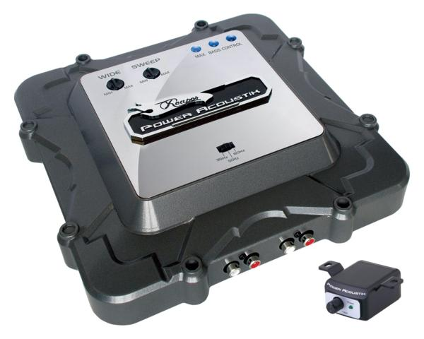 ■USA Audio/Power AcoustikデジタルバスプロセッサーBASSBOX-6C_画像1