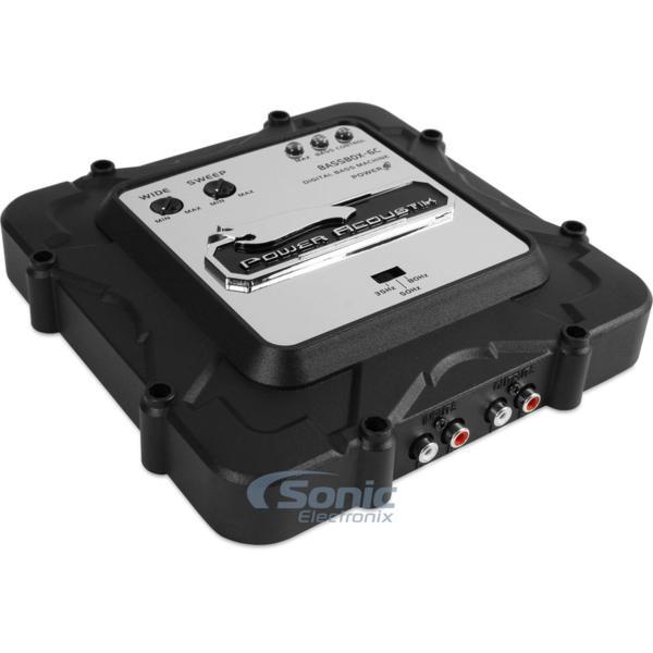 ■USA Audio/Power AcoustikデジタルバスプロセッサーBASSBOX-6C_画像3