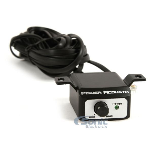 ■USA Audio/Power AcoustikデジタルバスプロセッサーBASSBOX-6C_画像4