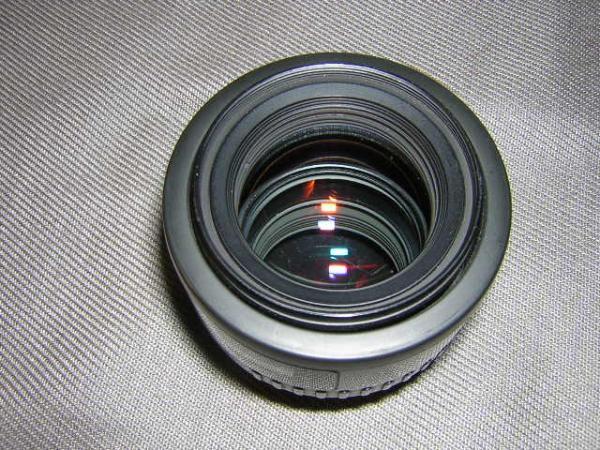 **中古品 PENTAX-FA 50mm/F1.4 レンズ*_画像2