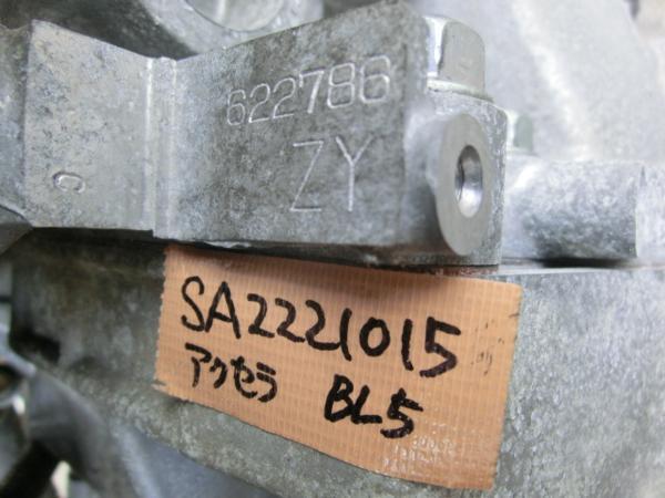 アクセラ BL5FW エンジン ZY 4.4万㌔ H22    k.k_画像5