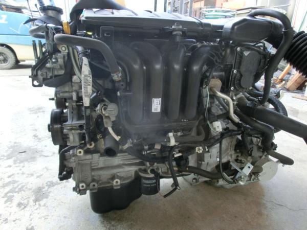 アクセラ BL5FW エンジン ZY 4.4万㌔ H22    k.k_画像3