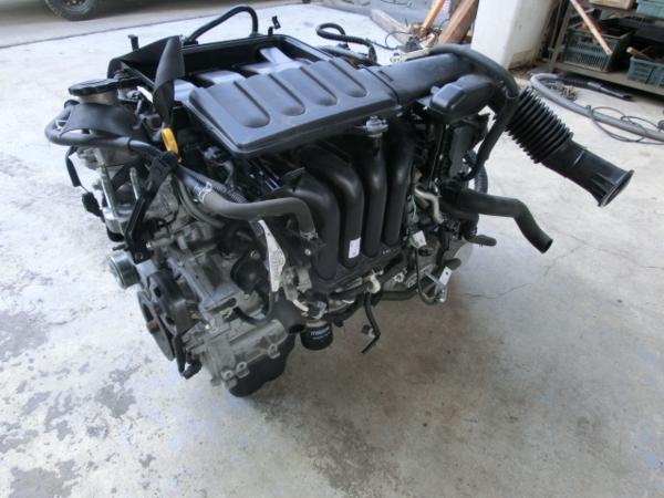 アクセラ BL5FW エンジン ZY 4.4万㌔ H22    k.k_画像1