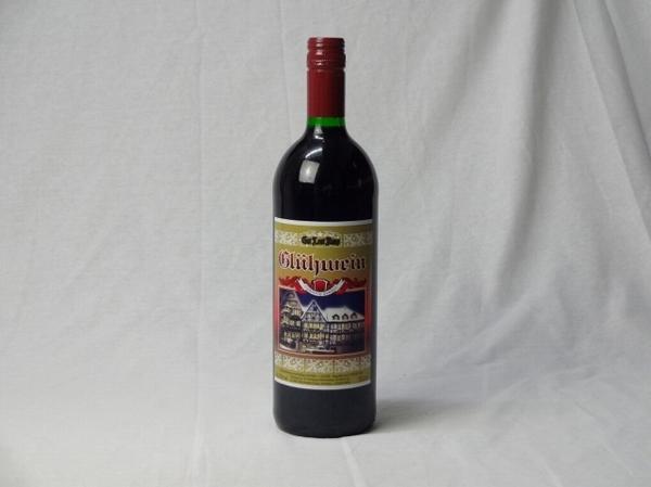 ドイツホット赤ワイン4本セット ゲートロイトハウス グリュー_画像3